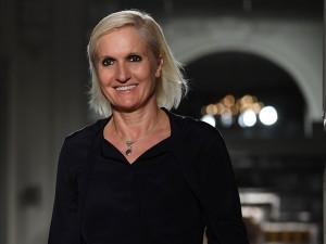 Maria Grazia Chiuri, da Valentino, vai assumir direção criativa da Dior