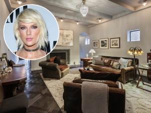 Taylor Swift aluga casa em NY e vai desembolsar R$ 135 mil por mês