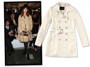 Prática e cool, trench coat é peça curinga no closet. Aqui tem!