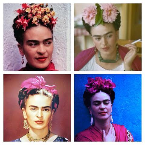 Penteados mil de Frida Kahlo || Crédito: Divulgação