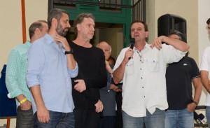 Oskar Metsavaht e Eduardo Paes reabrem Museu da Cidade com mostra sobre o Cristo