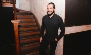 Festa no Noh Bar e Restaurante nos Jardins pelo aniversário de Felipe Lombardi