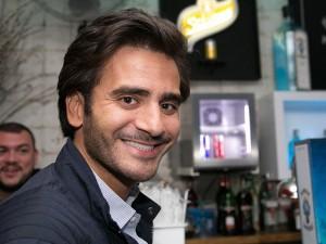 Sérgio K. vai ganhar festa de aniversário de Duda Derani