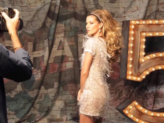 Gisele fecha contrato exclusivo com a Chanel  ||  Crédito: Divulgação