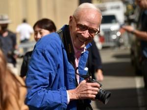 Bill Cunningham vira nome de cruzamento no coração de Manhattan