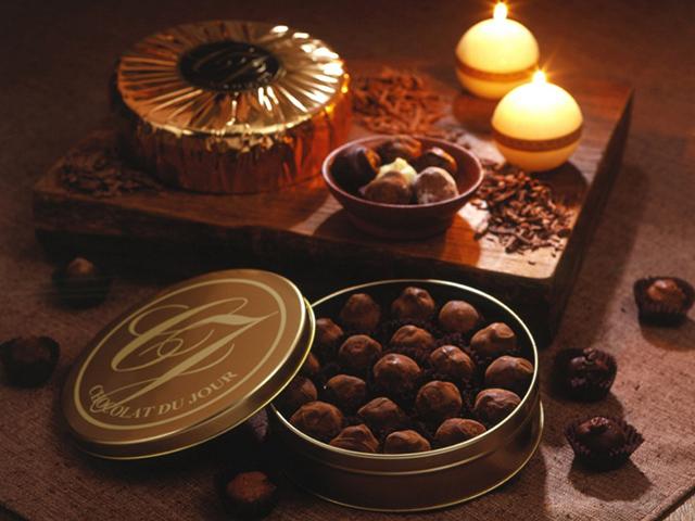 Chocolat du Jour ganhou sete prêmios internacionais. Parabéns!  ||  Crédito: Divulgação
