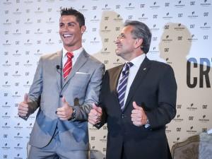 """Cristiano Ronaldo lança bandeira de hotéis para a """"geração millenial"""""""