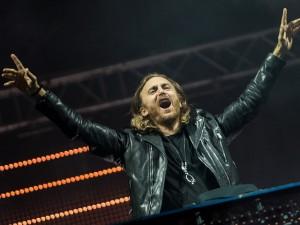 David Guetta aterrissa no Brasil e estreia no Espaço das Américas