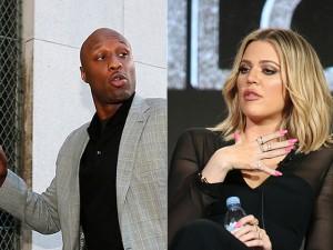 Depois de recaída em drogas, Lamar Odom é expulso por Klhoe Kardashian