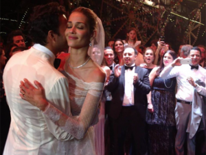 O festão pós-casamento de Ana Beatriz Barros e Karim El Chiaty na Grécia
