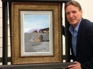 Detetive de arte recupera obras de Dalí e Lempicka roubadas há 7 anos