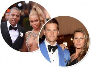 Dois casais reinam absolutos entre os mais ricos do mundo