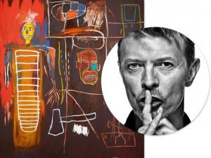 Coleção de arte de David Bowie vai a leilão na Sotheby's