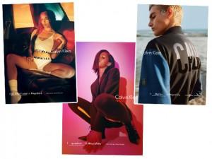 Calvin Klein une filhos de famosos e estrelas consagradas em campanha