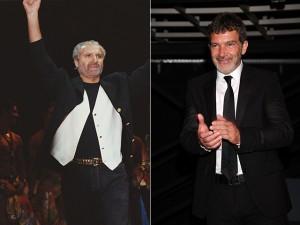 Antonio Banderas vai viver Gianni Versace no cinema