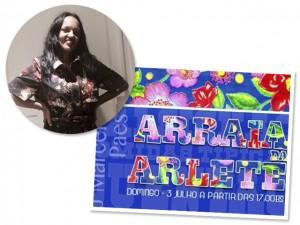 Alô alô, RJ: Keka Almeida arma festa junina em seu quiosque na Lagoa