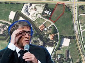 Por US$ 38 mi, Bill Gates compra rua inteira em cidadezinha na Flórida