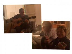 Caetano Veloso em cantoria com Mart'nália e Bebel Gilberto em NY