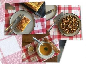 Festa junina e inverno inspiram novos pratos da Torteria