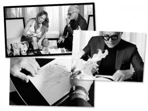 Jennifer Lopez se une a Giuseppe Zanotti em coleção de sapatos