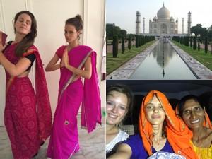 Eterno amor! Laura Neiva pede um Taj Mahal de presente para Chay Suede