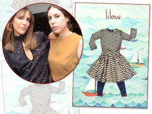 Lilly Sarti estreia no universo infantil com a marca Lilow