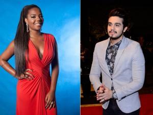 Ludmilla e Luan Santana fecham tour da tocha olímpica em SP com show