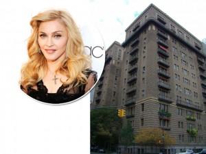 Esquenta a briga entre Madonna e condôminos de predio em Nova York