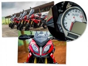 Primeira moto esportiva de aventura da BMW Motorrad combina potência e conforto