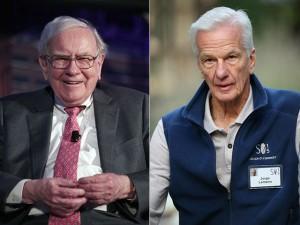 Jorge Paulo Lemann e Warren Buffett saem ganhando no pós-Brexit