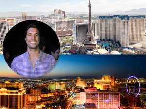 Las Vegas além da vida noturna por Flavio Sarayba e Miller. Cola aqui!