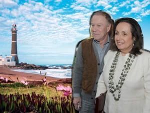 Jorge Elias reforma casa de certo casal em Punta del Leste. Quem?