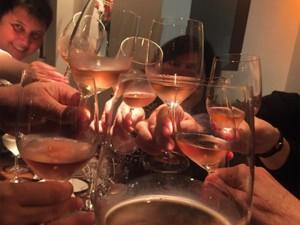 Roberta Sudbrack, Vanda Klabin, Antonio Bernardo e mais em jantar no Rio