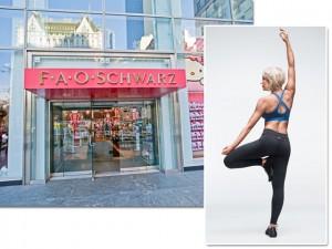 Espaço deixado pela FAO Schwarz em Nova York já tem novo inquilino