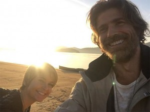 "Vem ver Gianecchini e Cláudia Abreu nos bastidores de ""A Lei do Amor"""