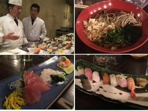 'Grandes Mestres do Japão' traz experts em sushi e soba ao Sakagura A1