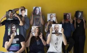 Nova galeria abre as portas no Rio com troca-troca de fotos entre artistas. Oi?