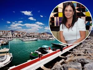 Tem glamurette na segunda edição da Art Marbella, na Espanha. Quem?