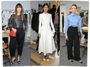 25 looks da fila A que brilharam na semana de alta-costura em Paris