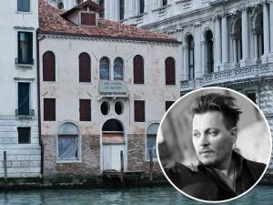 Em meio a divórcio, Jonnny Depp coloca mansão em Veneza à venda