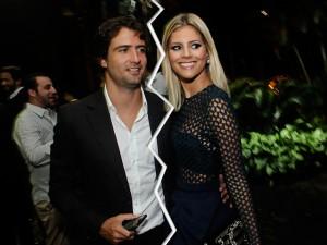 Chega ao fim o casamento de Lalá Rudge e Luigi Cardoso