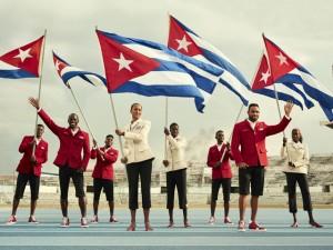Christian Louboutin assina trajes comemorativos da delegação de Cuba