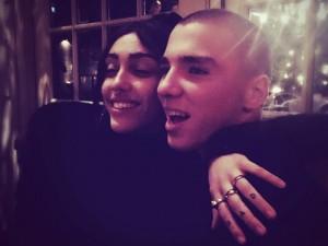 Madonna em uma imagem que vale mais que mil sorrisos: Rocco em casa!