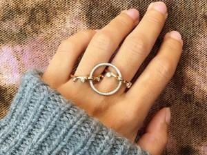 Desejo do Dia triplo: anéis hype de Charlotte Chesnais que queremos já