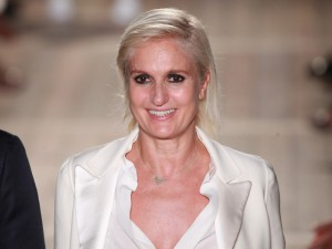 Dior oficializa Maria Grazia Chiuri como diretora criativa da marca