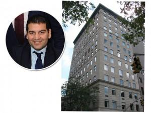 Edmond Moise Safra já pode ir de casa ao trabalho a pé em Nova York