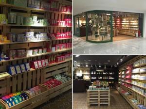 Granado inaugura loja-armazém no Píer Sul do aeroporto RIOgaleão