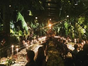 Além de Caetano, jantar Hermès teve cavalos e buffet Mazzô França Pinto