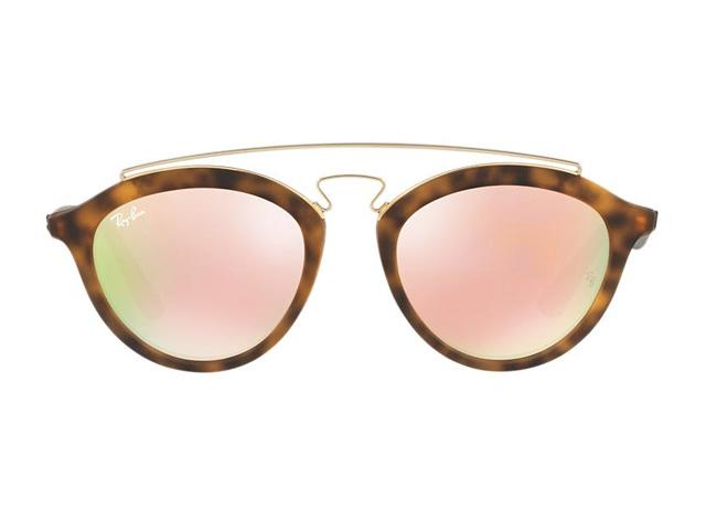 Desejo do Dia  os óculos de sol Gatsby com lentes espelhadas da Ray ... 824a4cfd32