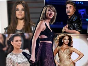 Mulheres dominam lista das 10 celebridades mais influentes nas redes sociais
